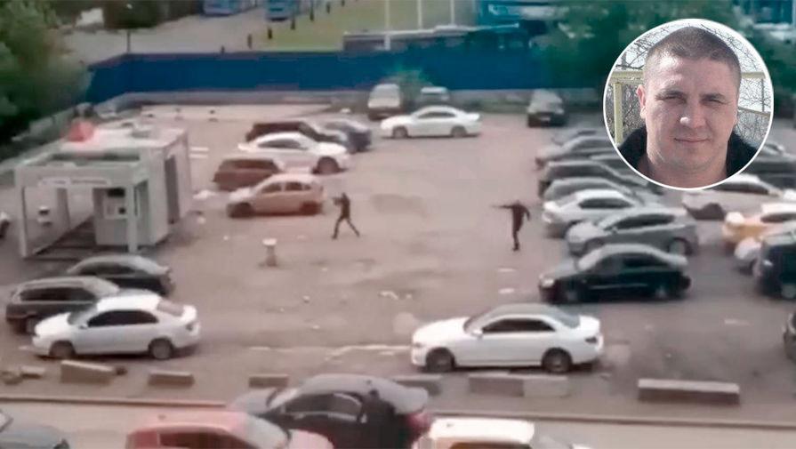 Трое подозреваемых задержаны после перестрелки в Москве