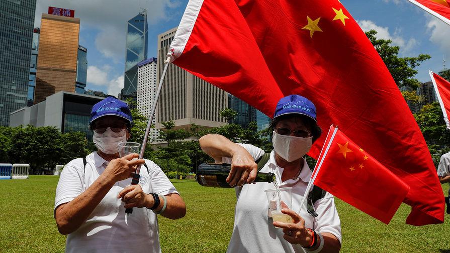 «Точка невозврата»: Китай придумал наказание для Гонконга