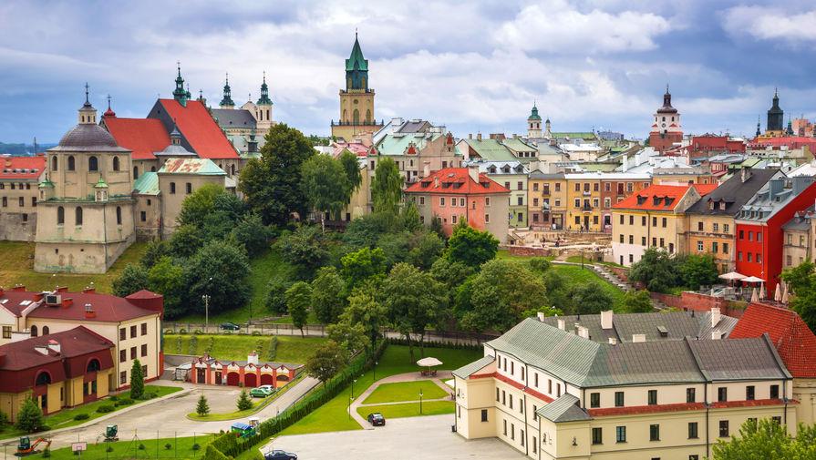 Польская геометрия: в Люблине возрождается Речь Посполитая
