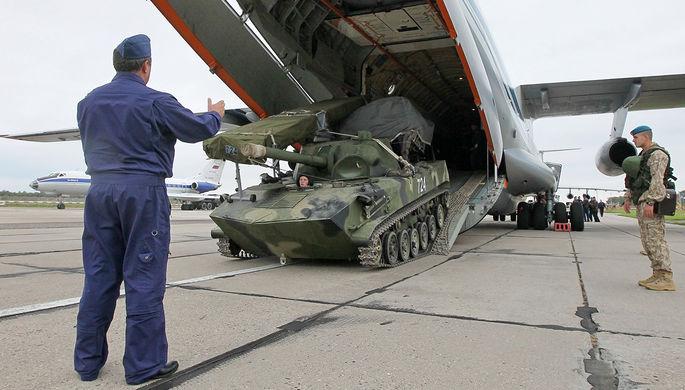 Военные рельсы: почему падают «закрытые» траты России