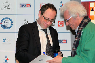 Борис Гельфанд одержал единственную победу на турнире