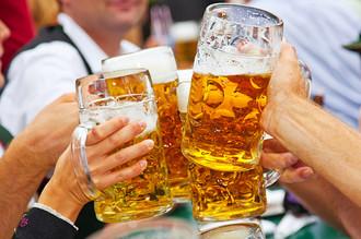 Для печени пиво не менее вредно, чем водка