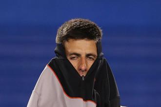 Вслед за сербкой Аной Иванович в 1/4 финала Australian Open — 2014 проиграл и ее соотечественник — Новак Джокович