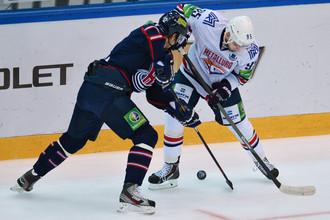 В 1/4 финала Кубка Гагарина магнитогорский «Металлург» ведет 3-0 в серии с новосибирской «Сибирью»