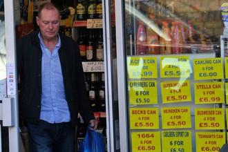 Экс-футболист сборной Англии Пол Гаскойн известен своей склонностью к спиртному