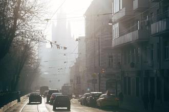 Москва дышит взвесью