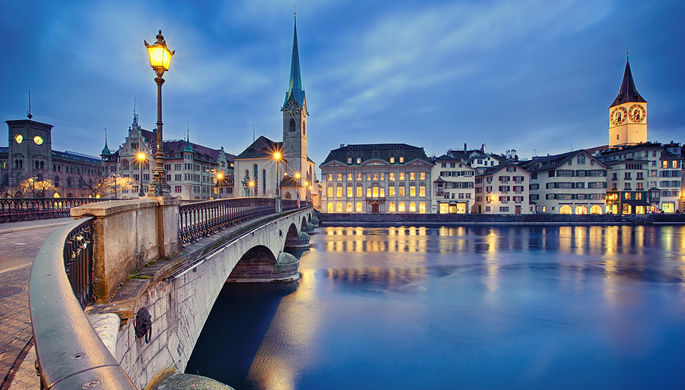 Москва не первая: дороже всего жизнь в швейцарских городах