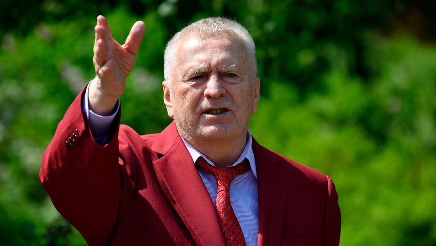 Жириновский высказался об отказе Зеленского от Спутник V