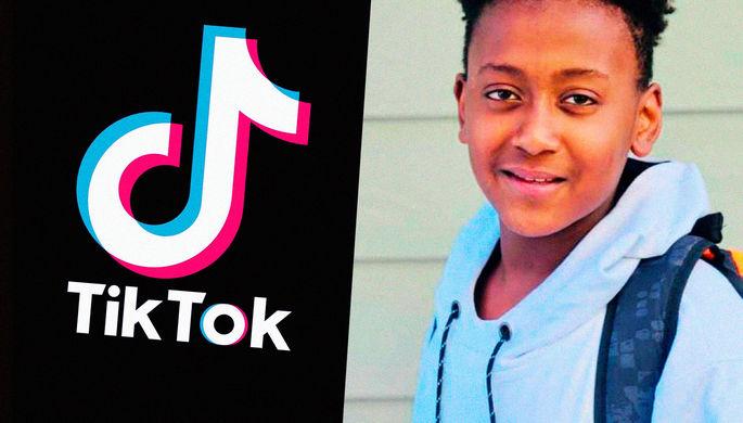 Смертельный челлендж:ребенок попал в больницу после видео в TikTok