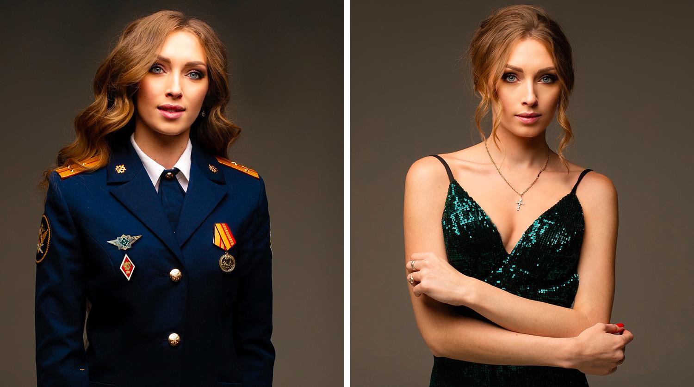Анастасия Околелова- Самар муж
