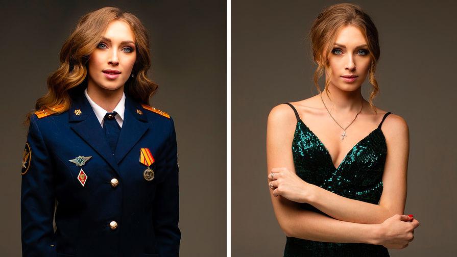 Анастасия Околелова- старший лейтенант внутренней службы УФСИН России по Самарской области