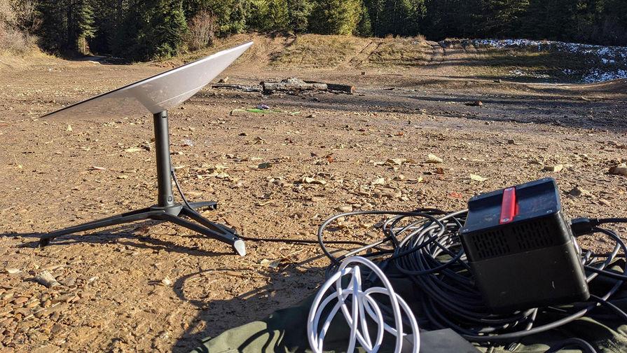 Пользователи жалуются, что интернет-антенны Starlink от Маска отключаются на жаре