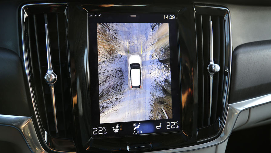 При желании можно в комплектацию добавить камеры кругового обзора