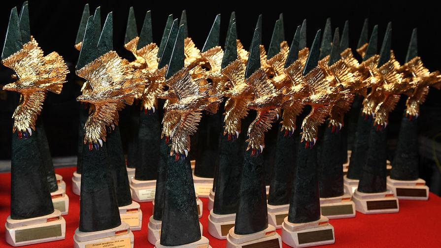 Статуэтки национальной премии в области кинематографии и телевидения за 2018 год «Золотой Орел», 25 января 2019 года