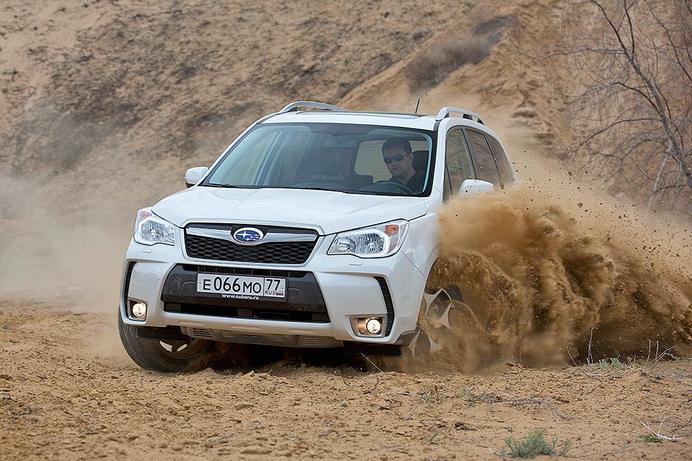 Фотография: Subaru