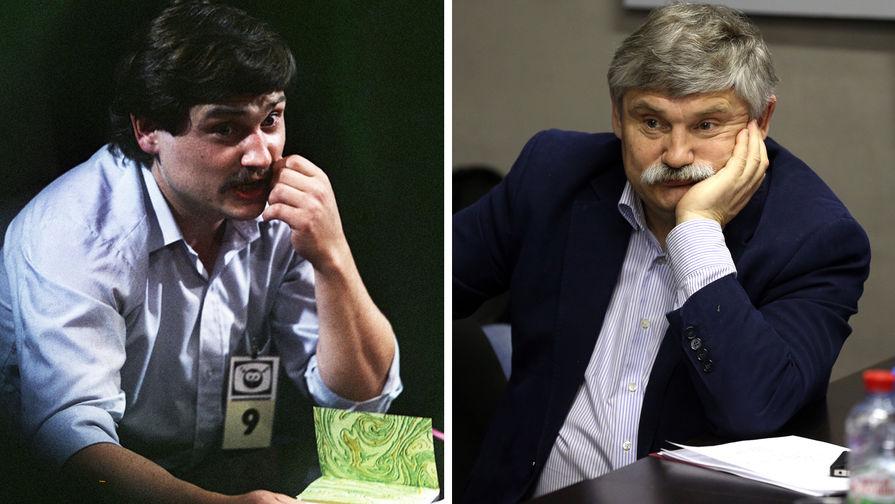 Виктор Сиднев (Первая игра в клубе: 1978 год)