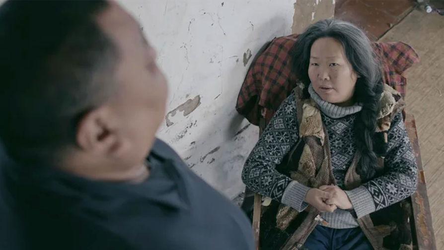 Кадр из фильма «Пугало» (2020)