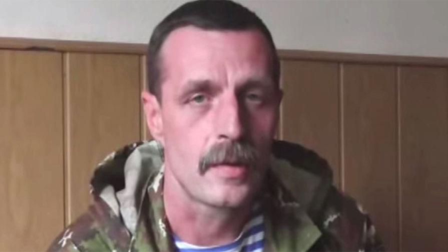 Игорь Безлер (кадр из видео)