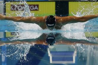 Александру Садовникову предстоит сражение за медали Рио с самим Майклом Фелпсом