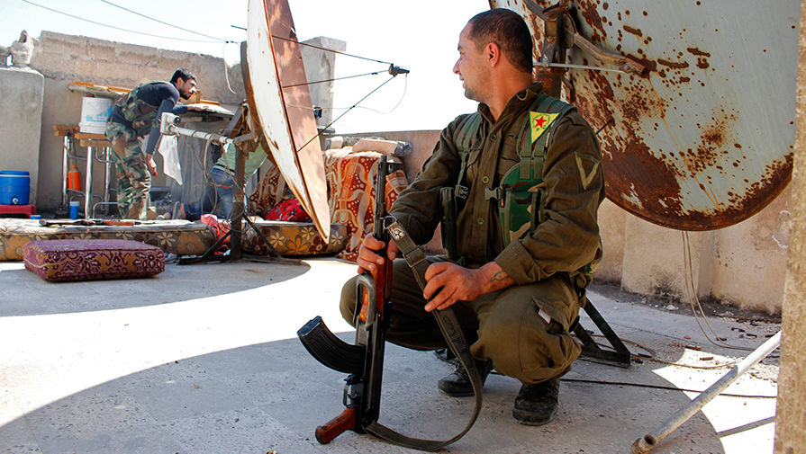 Ответ россии турции курды