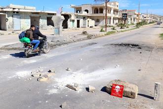 Новая химатака в Сирии: Запад готовит провокацию