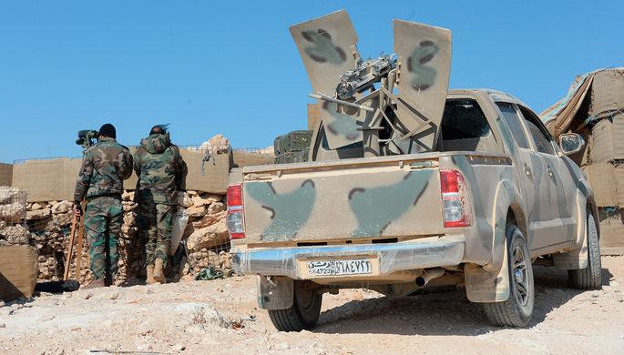 «Противостоять турецкой агрессии»: Асад поможет курдам