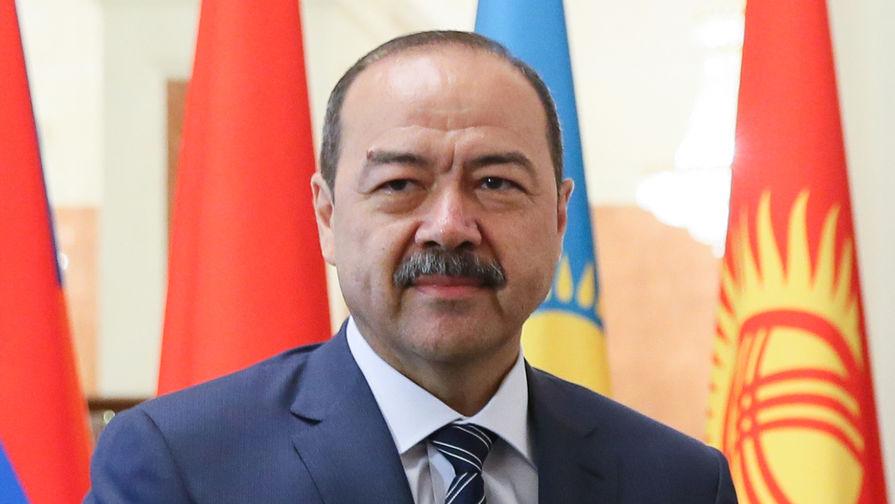 Премьер-министр Узбекистана Абдулла Арипов госпитализирован после аварии