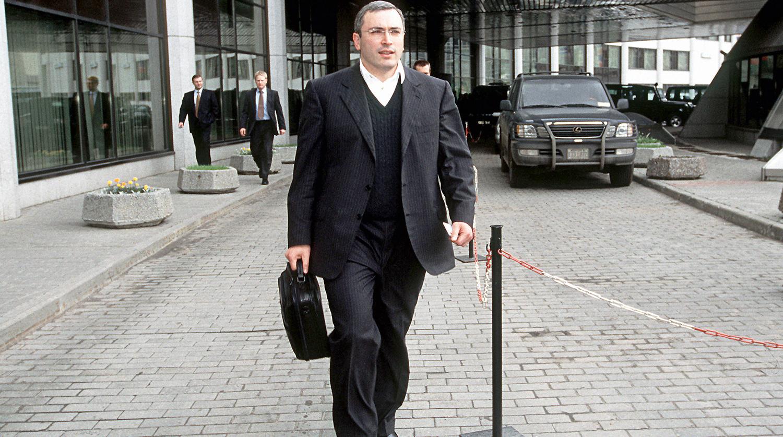 НТВ опубликовал детали по новому делу против Ходорковского