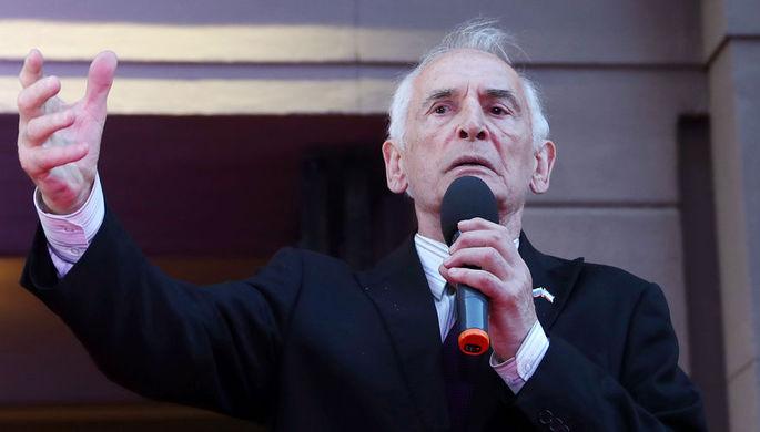 Василий Лановой, март 2020 года