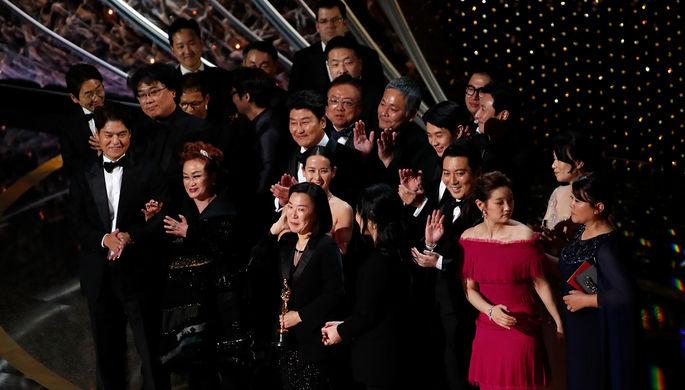 Скандал с умершими и запой Пон Чжун Хо: чем запомнится «Оскар»
