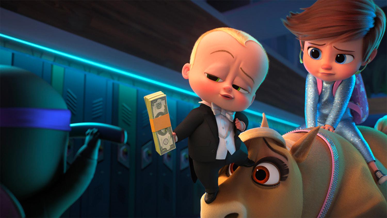 Босс-молокосос 2 мультфильм онлайн