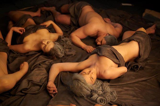 Фотопроект «Акрополь: Как я нашёл свой тело»