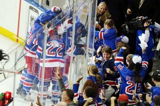 «Рейнджеры» обыграли «Тампу» в первом матче финальной серии Востока НХЛ