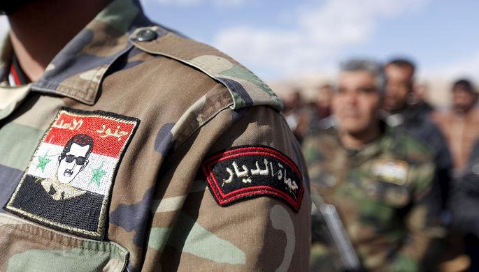 Недовольство военных как способ свержения Асада