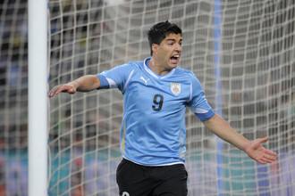 Луис Суарес в сборной Уругвая