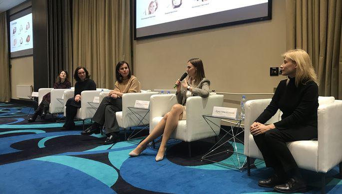 «Лидеры России» провели встречу проекта «Женское Лидерство»