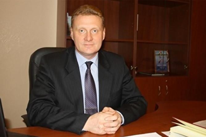Глава Олонецкого муниципального района Сергей Прокопьев