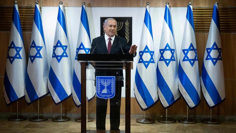 Нетаньяху заявил, что Израиль увеличит частоту ударов по сектору Газа