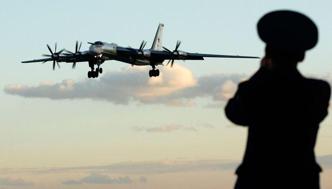 Над нейтральными водами: ВКС РФ сопроводили истребители США
