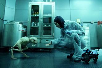 Кадр из фильма «Химера» (2009)