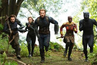 «Мстители: Война бесконечности»