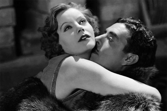 Кадр из фильма «Плоть и дьявол» (1927)