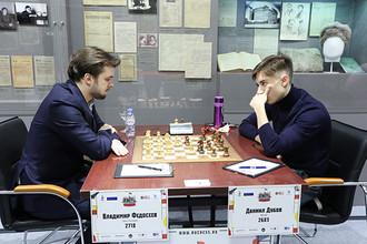 «Перестрелка» помирила шахматистов