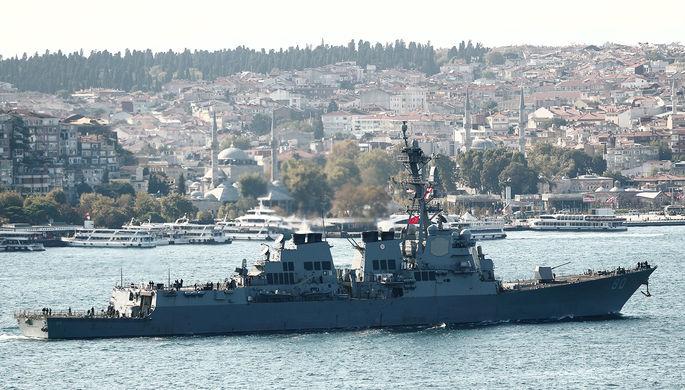 Рябков ответил США на провокации в Черном море