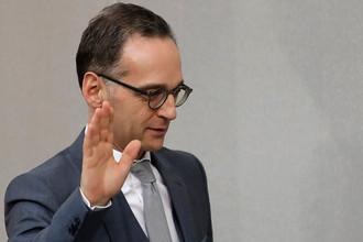 Новый глава МИД Германии Хайко Маас