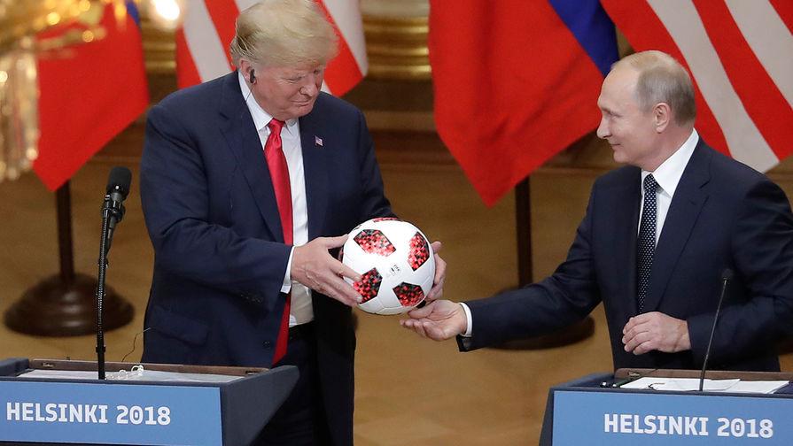 """Ведущая Fox News негативно высказалась о """"поведении"""" Трампа на встрече с Путиным"""