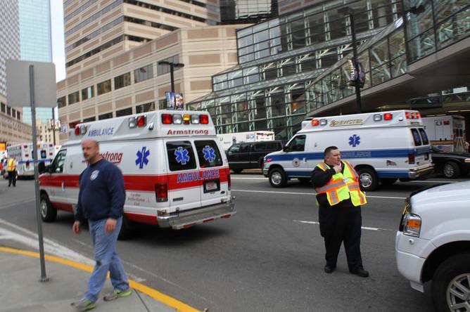 Машины скорой помощи в США