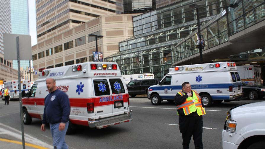 Несколько человек пострадали при стрельбе в школе в Теннесси