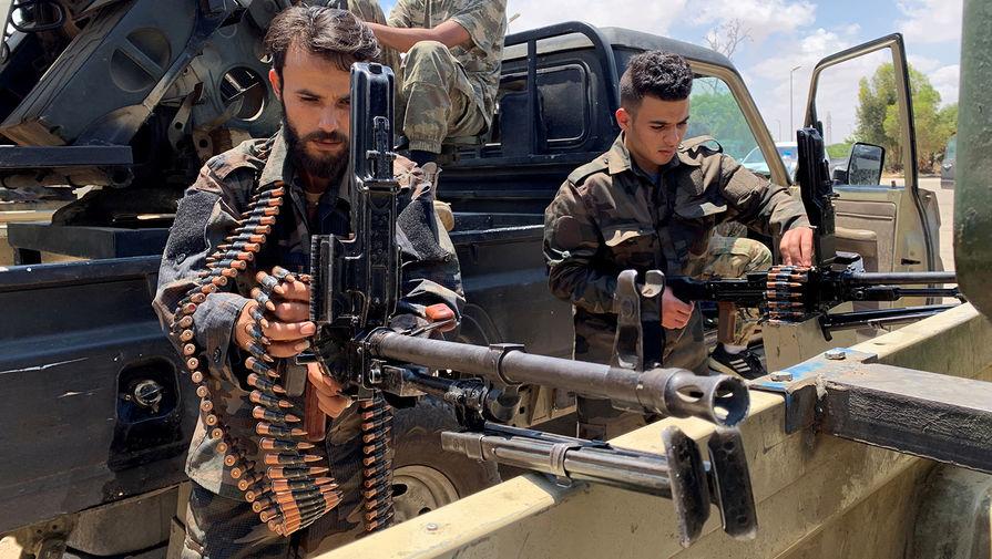 Братская война: Ливия ждет вторжения армии Египта