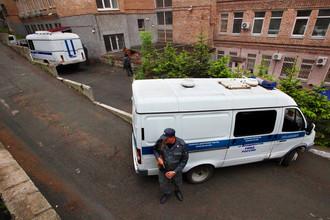 Неизвестные украли из здания суда три тома по делу «приморских партизан»